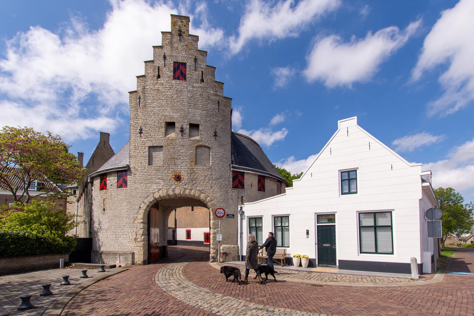 Zierikzee - Noordhavenpoort