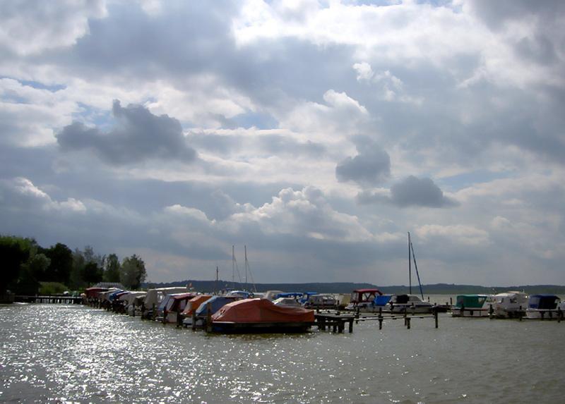 Zierker See bei Neustrelitz