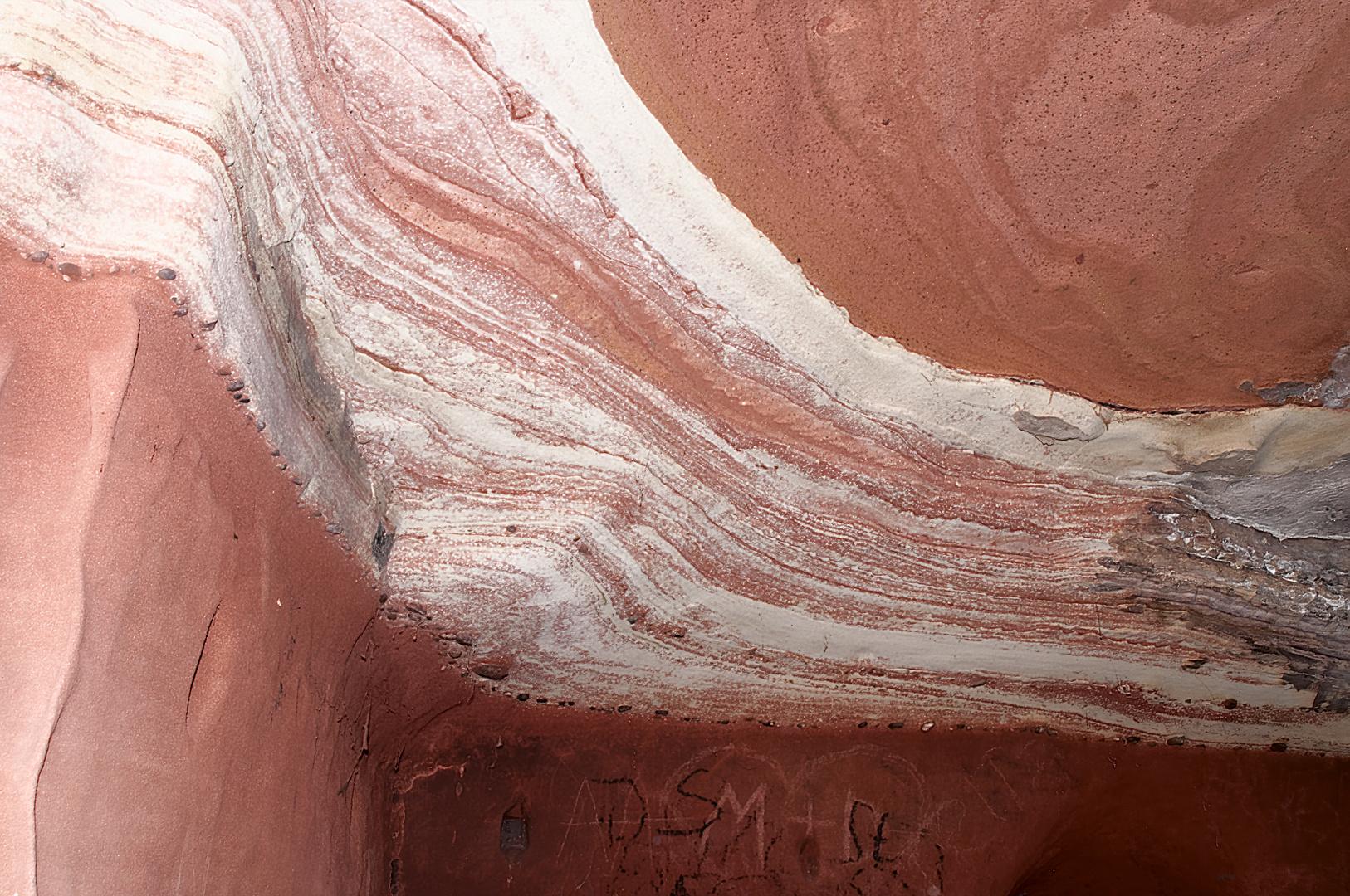 Zig Millionen Jahre Sandgeschichte