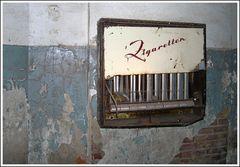 Zigarettenautomat IM Haus