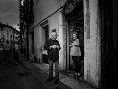Zigarettenpause - Verona 3