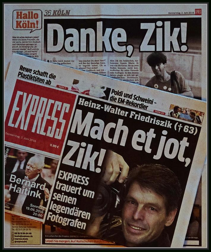 Zik Köln Fotograf