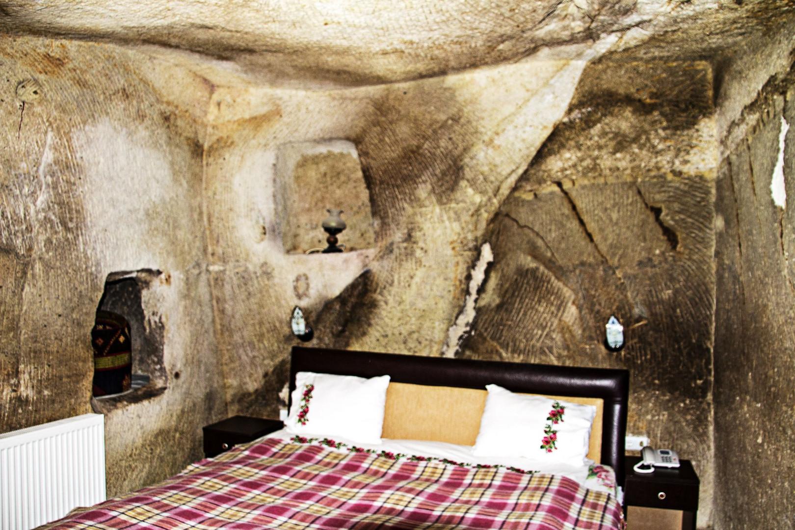 Zimmer im Felsen