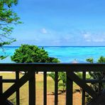 Zimmer mit Ausblick (Panorama Mauritius 3 Bilder)