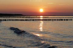Zingst - Sonnenuntergang