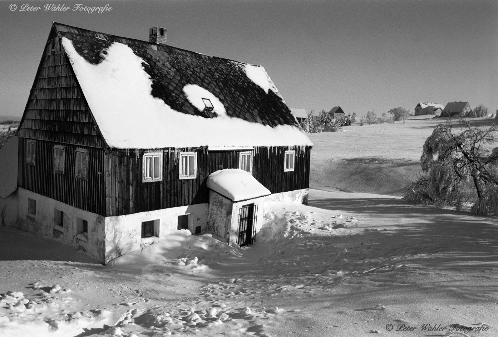 Zinnwald - Winterzauber