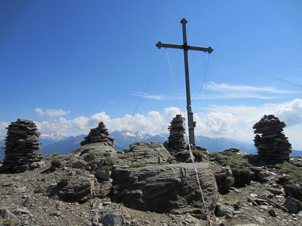 Zinseler, 2422 m