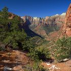 Zion Canyon Overlook