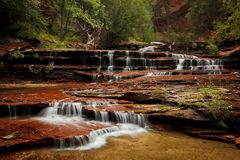 Zion Cascades