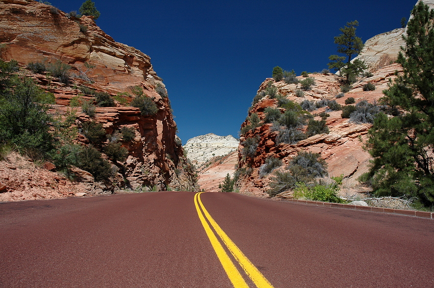 Zion-Mount-Carmel-Highway