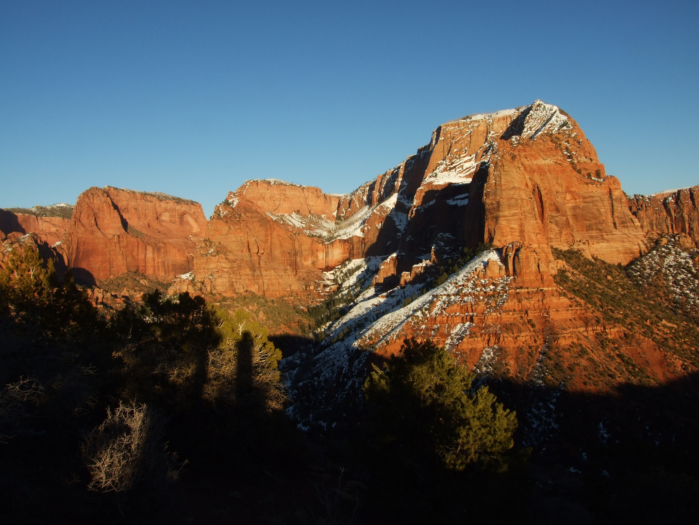 Zion NP: Kolob Canyons