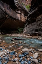 Zion NP - Narrows 2