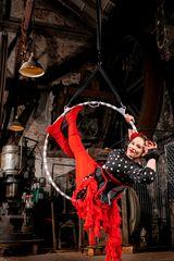 Zirkus in der Sensenschmiede