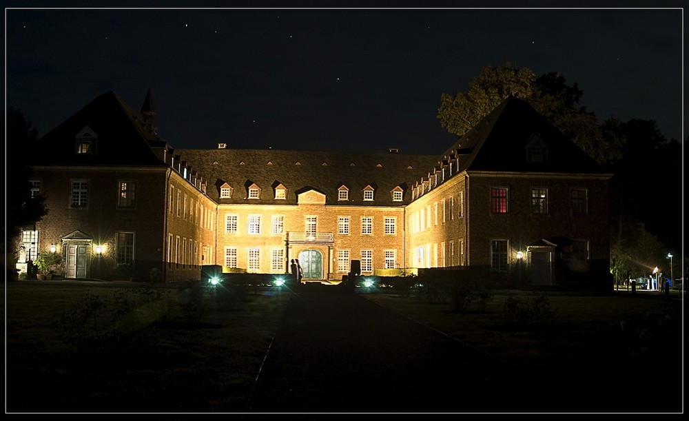 Zisterzienserkloster Langewaden