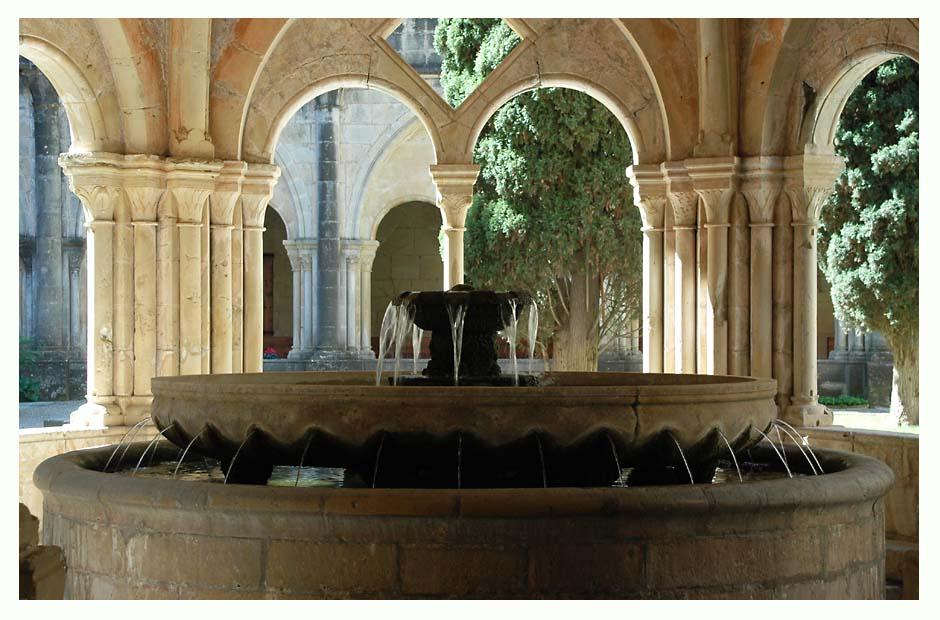 Zisterzienserkloster Poblet, Katalonien