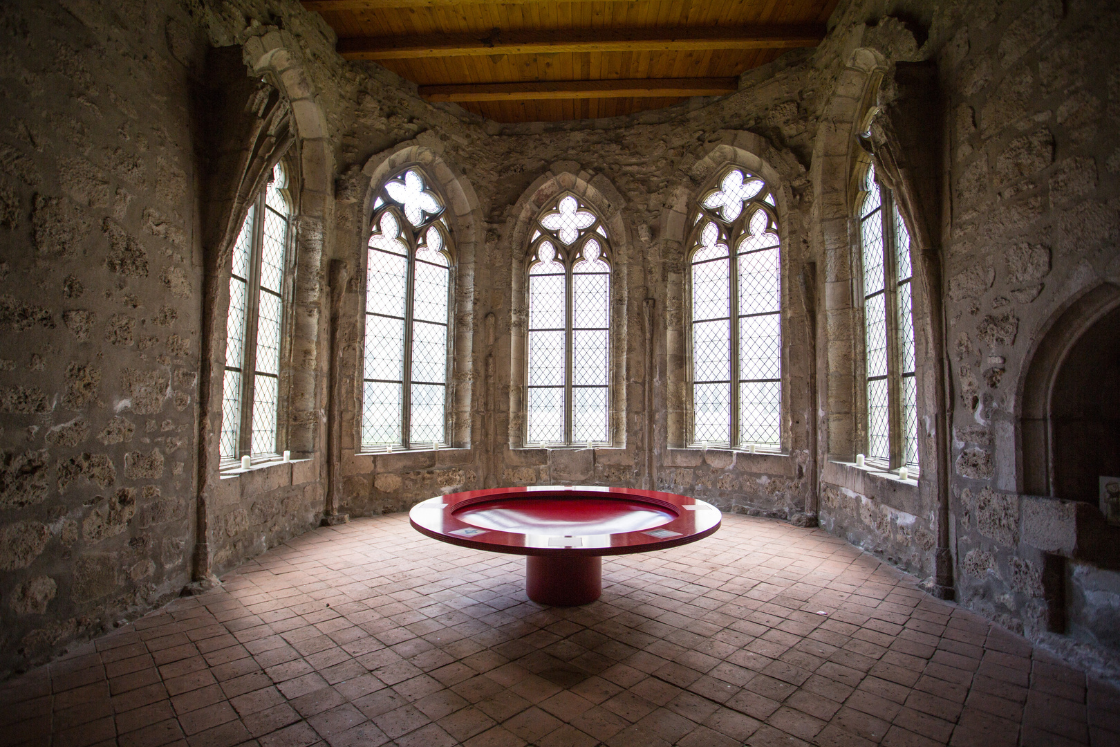 Zisterzienserkloster Walkenried Brunnenhaus