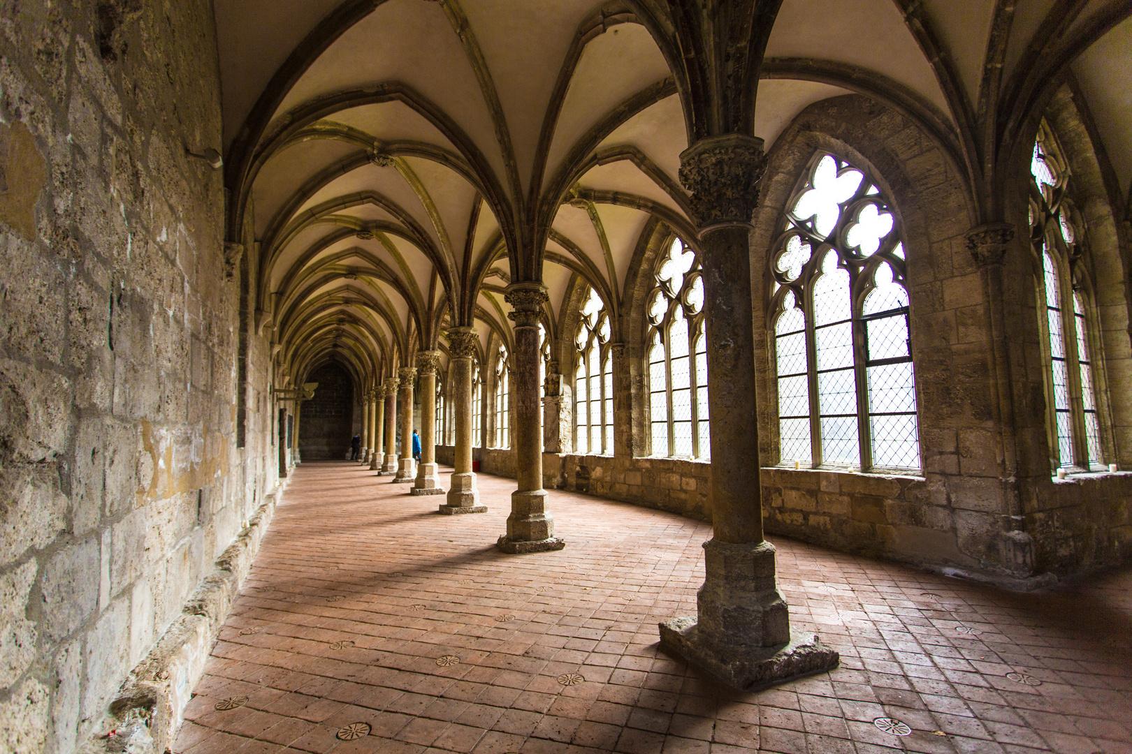 Zisterzienserkloster Walkenried Kreuzgang