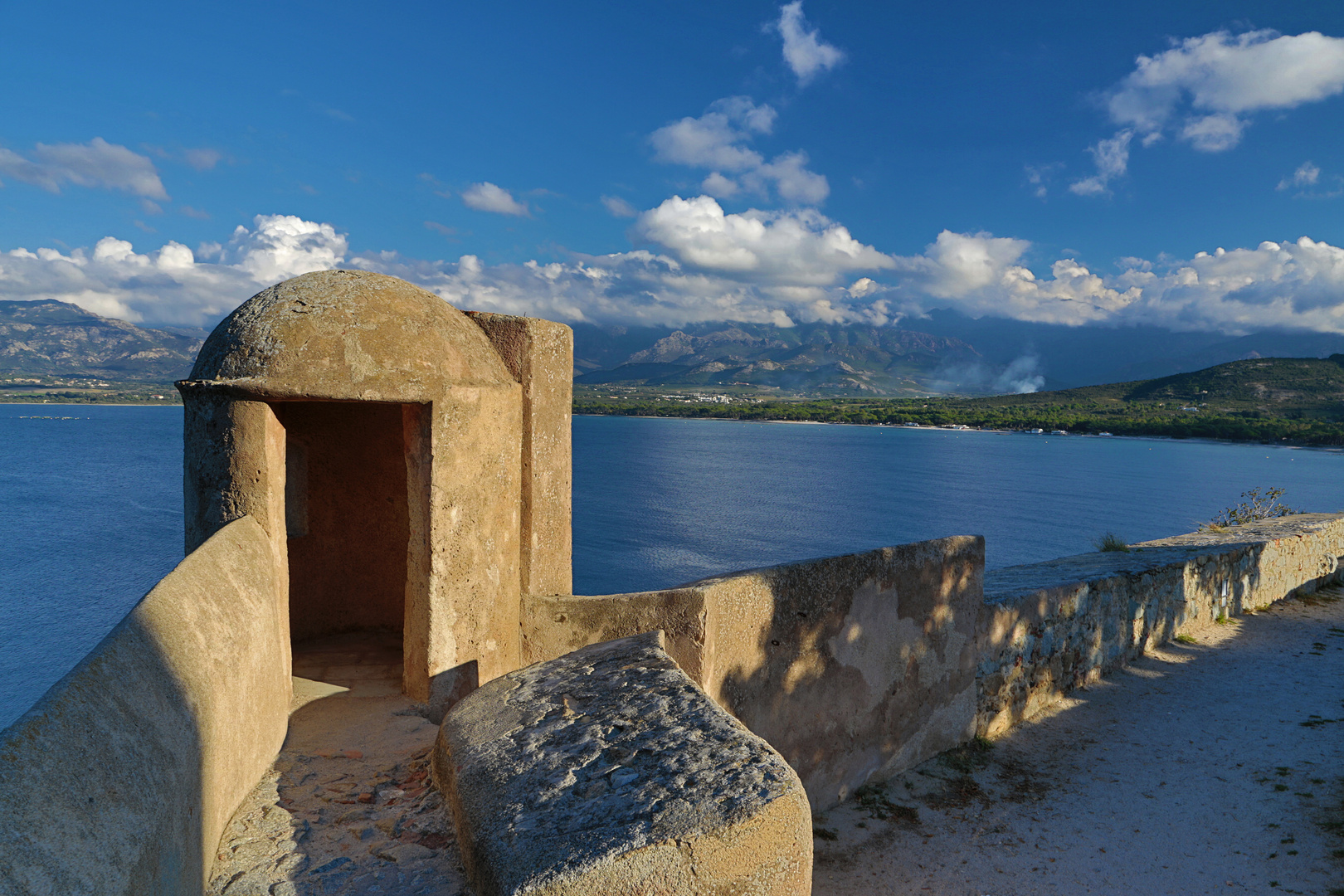 Zitadelle Calvi III