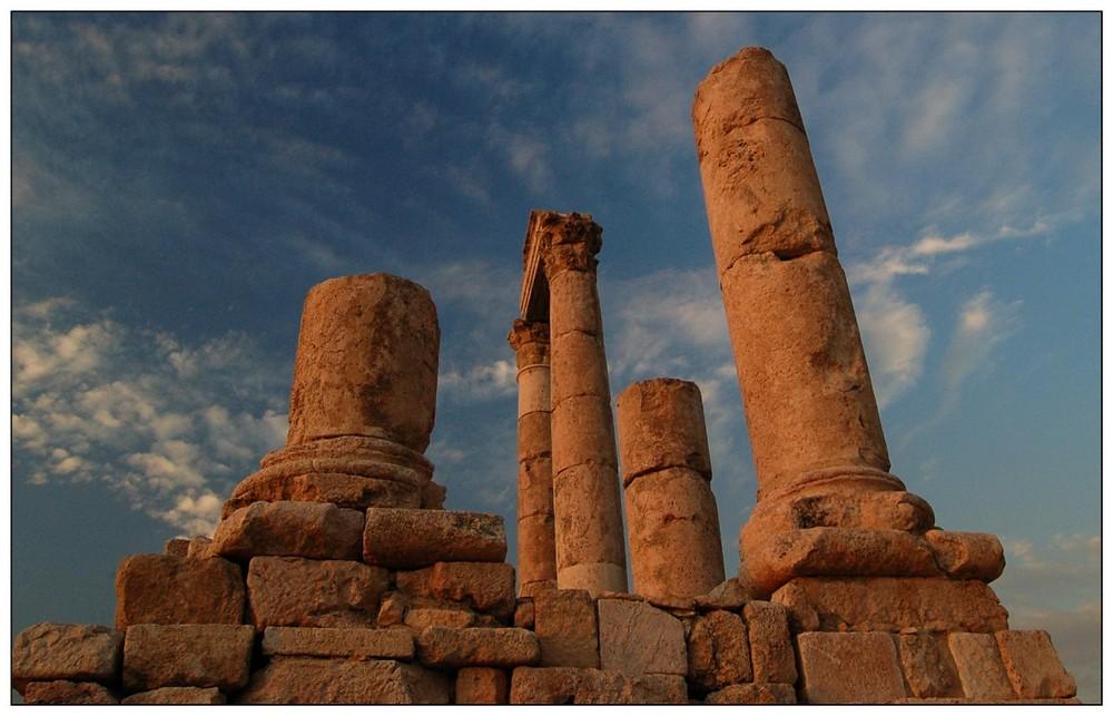 Zitadelle in Amman