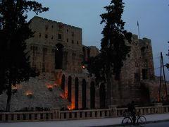 Zitadelle von Aleppo, Syrien (2004)