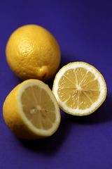 Zitronen im Portrait