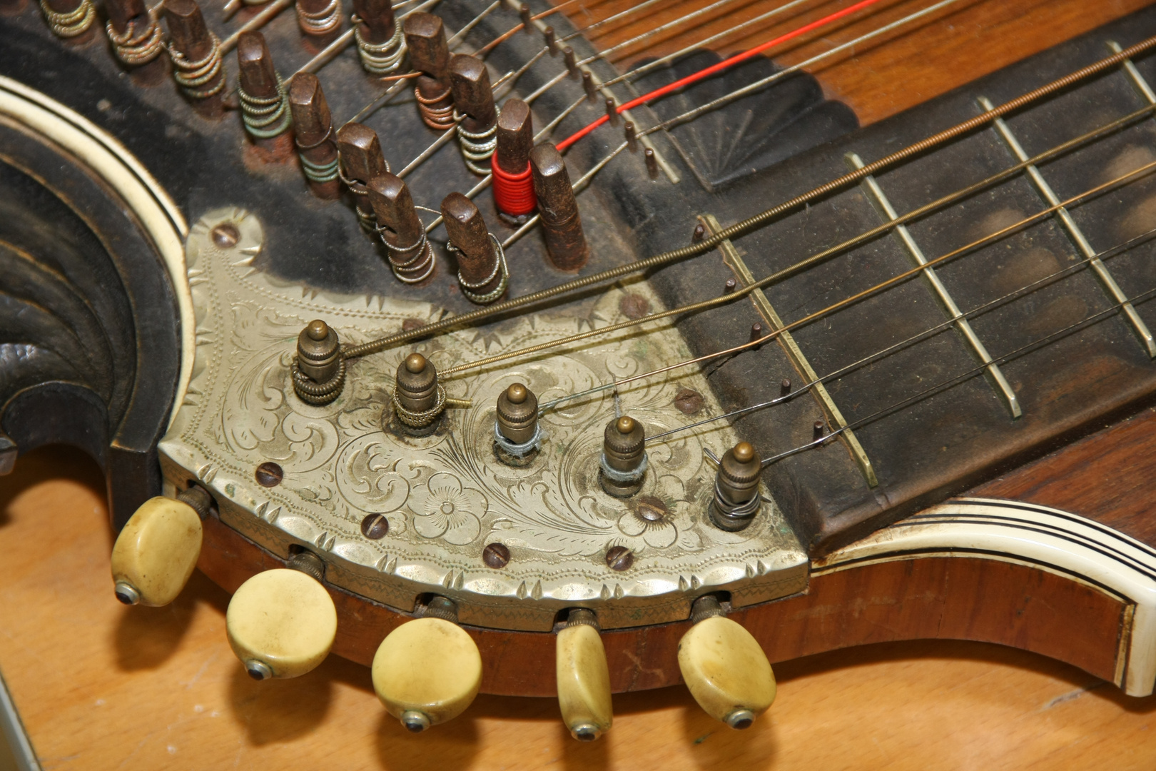 Zitter (Zither)