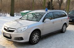 Zivil Opel Polizei