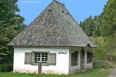 Zollhaus am Heimatpfad Hinterzarten Höllsteig