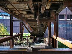 Zollverein, bei Schacht I/II