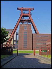 Zollverein bei Tag