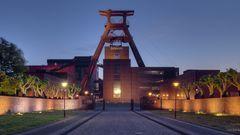 Zollverein - Einfahrt verboten