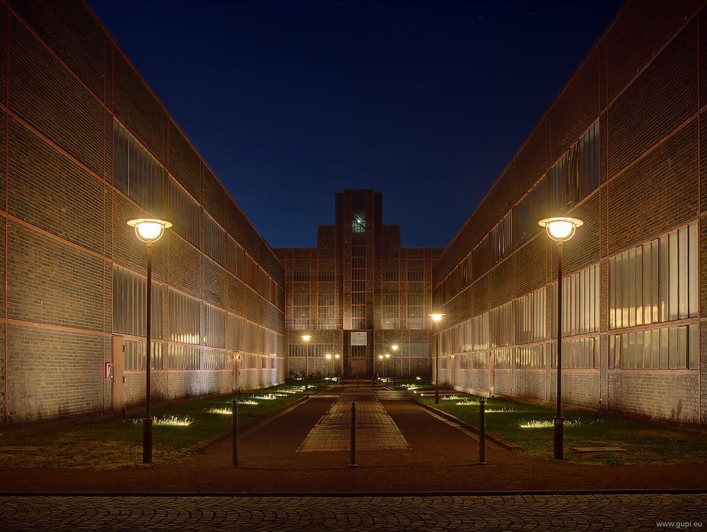 Zollverein - Energieachse