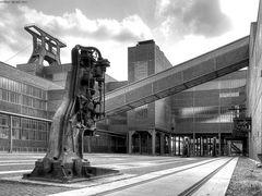 Zollverein - heute mal in SW