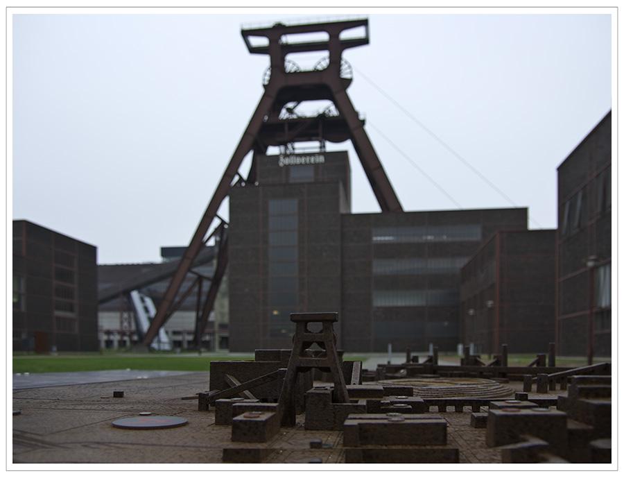 Zollverein mal anders