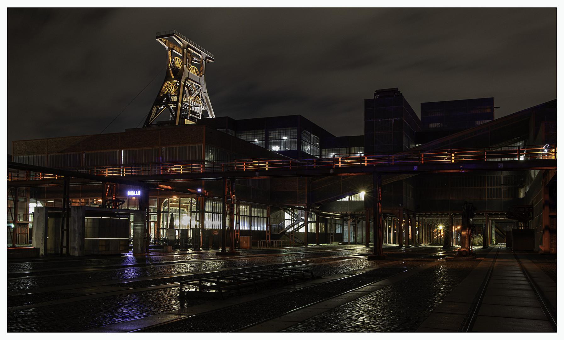 Zollverein @ Night