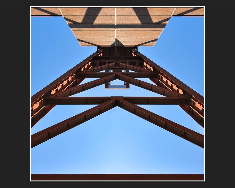 Zollverein - symmetrisch