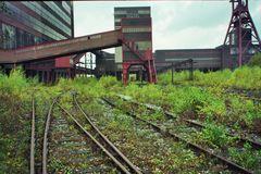 Zollverein um 1988