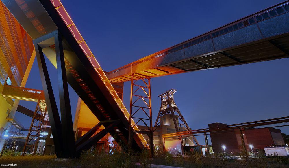 Zollverein - zum Testen