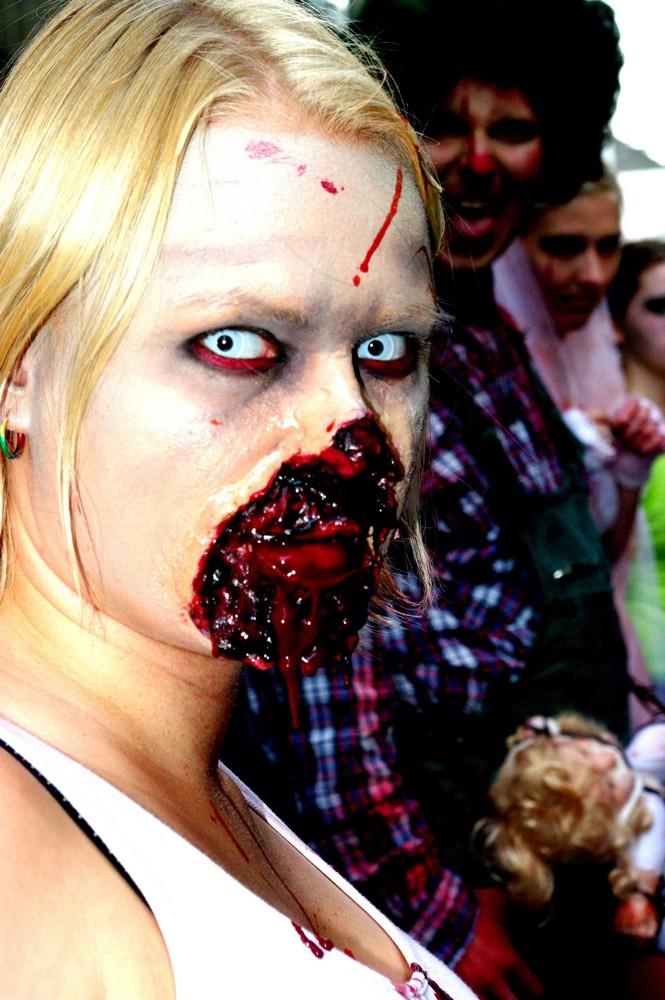 Zombies im Kaufhaus