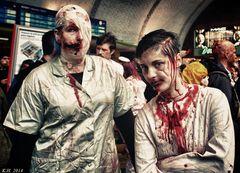 Zombiewalk 2014 Köln II