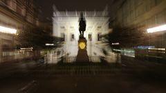 Zoomeffekt - Alte Börse -