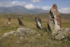 zorakhar (karahunj) - armeniens carnac ??