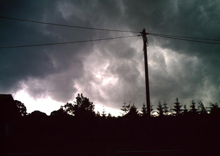 Zorniger Himmel