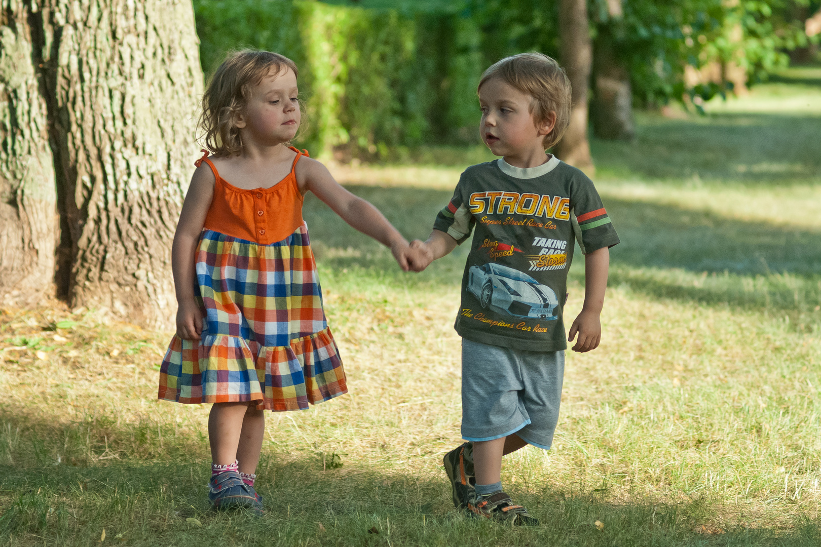 Zosia i Piotr