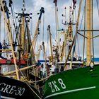 Zoutkamp - Reitdiephaven - Fishing Fleet - 04