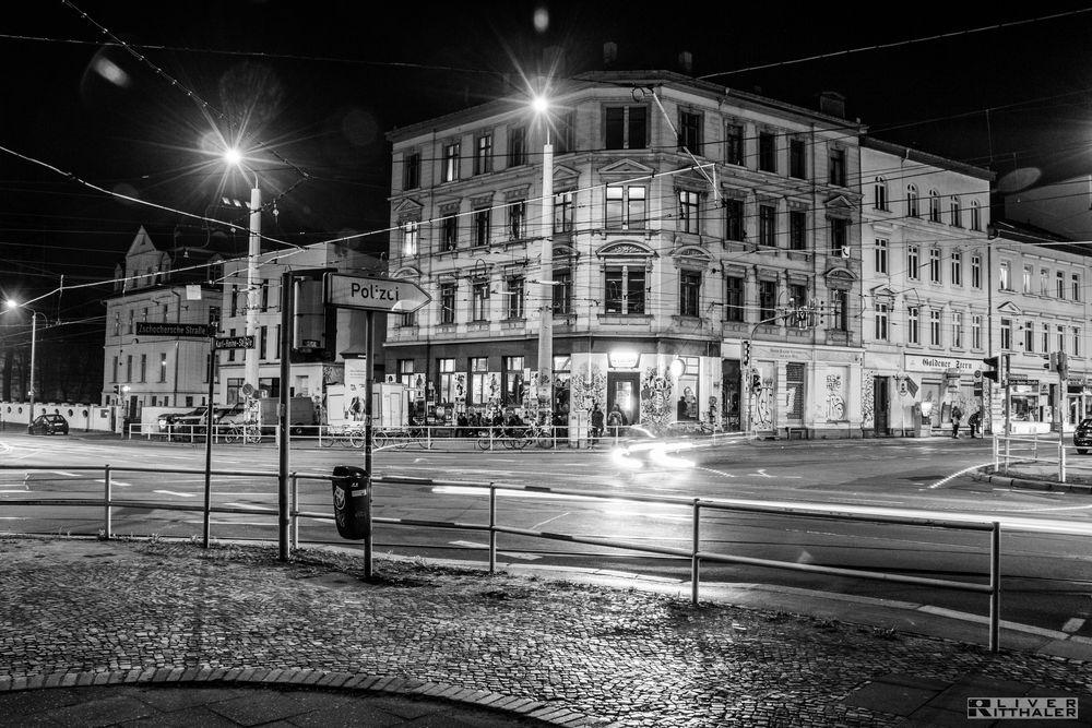 Zschochersche Straße Plagwitz Leipzig