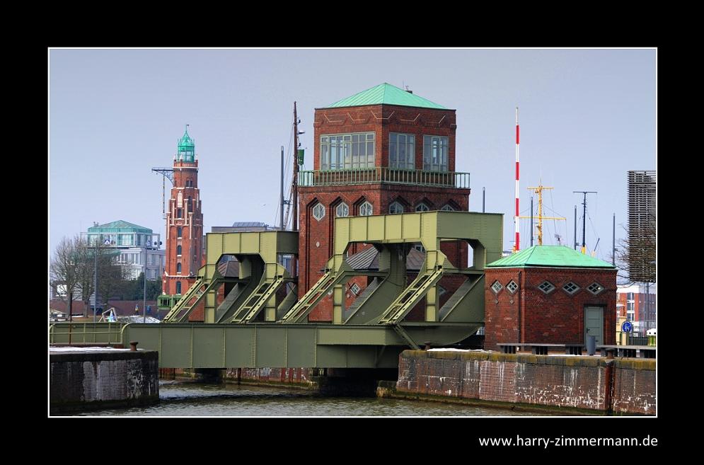 zu Besuch in Bremerhaven