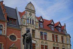 zu Besuch in Erfurt, 5 (de visita en Erfurt, 5)