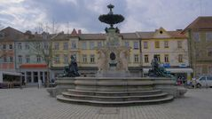zu Besuch in Erlangen, 2 (de visita en Erlangen, 2)