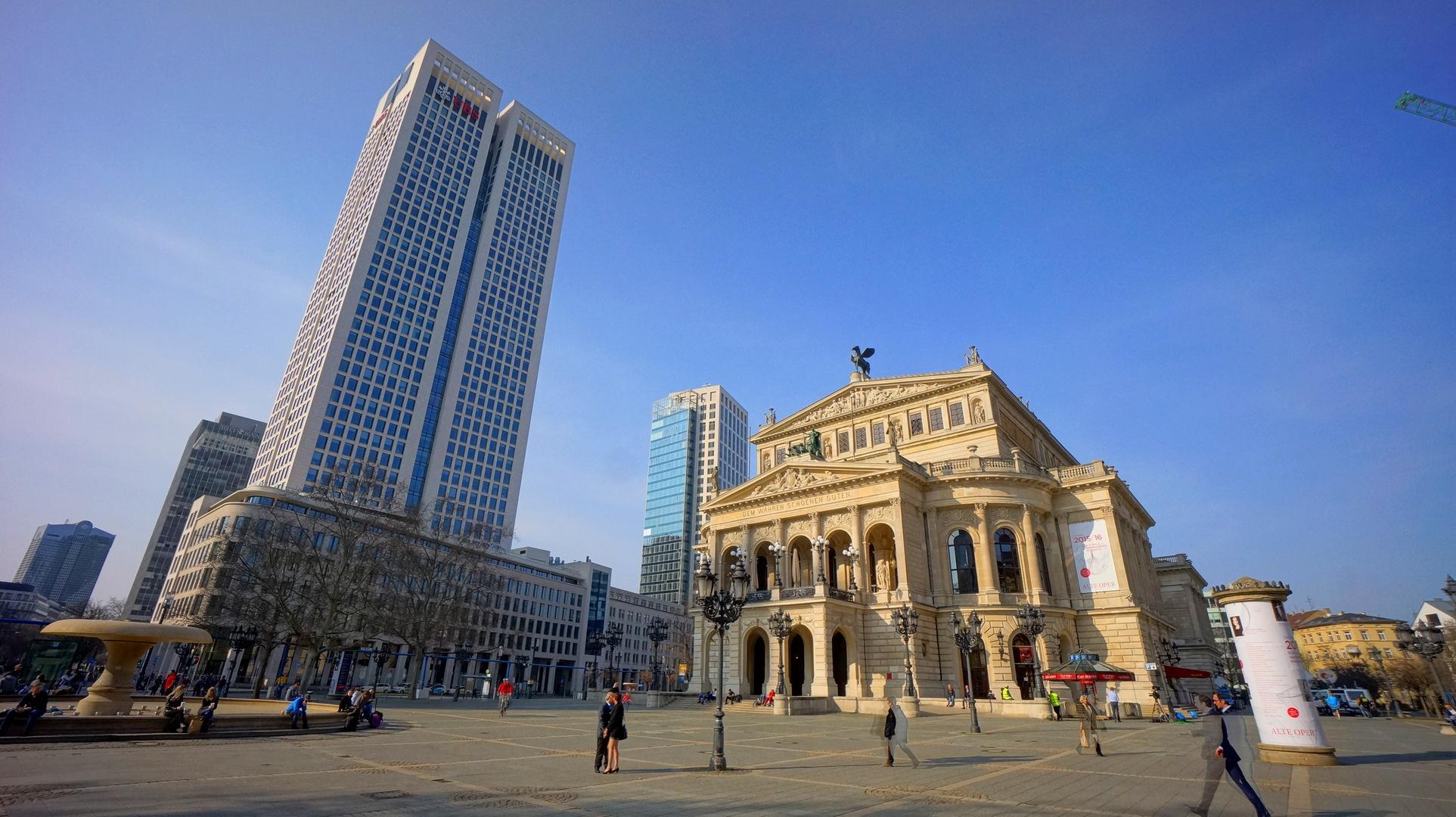 zu Besuch in Frankfurt, 15 (de visita en Frankfurt, 15),